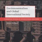 Cover of Environmentalism and Global International Society
