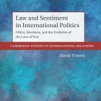 Cover of Law and Sentiment in International Politics