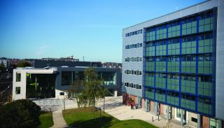 Sunderland University, City Space