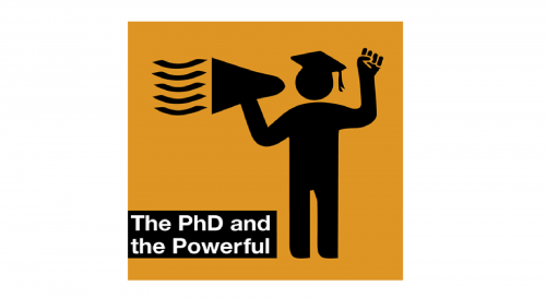 PhD and the powerful icon