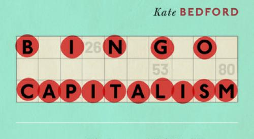 Kate Bedford Bingo Capitalism book cover
